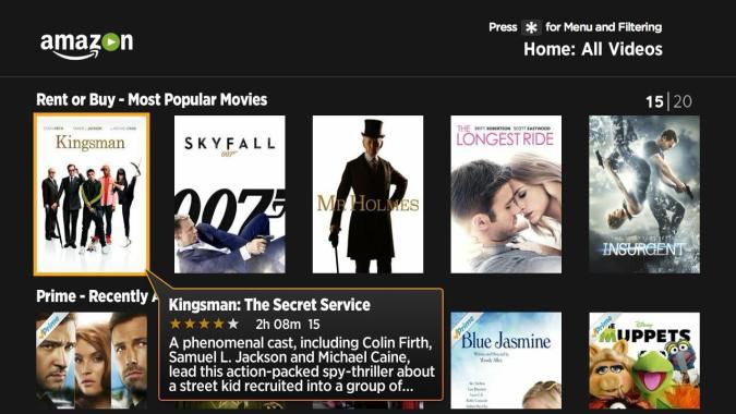 Amazon Prime Video finally comes to UK Roku boxes