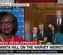 Anita Hill: Harvey Weinstein's Behavior Is No Surprise
