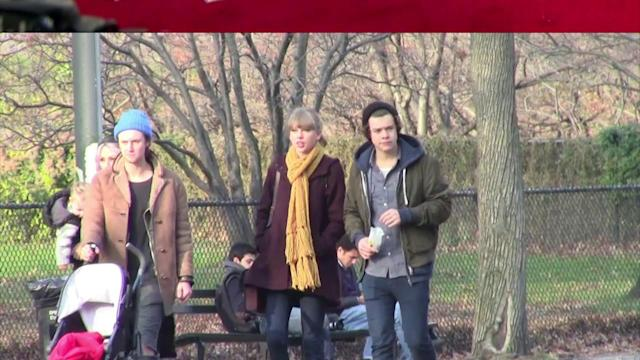 Taylor Swift Reveals The Reason Behind Her Split With Harry Styles