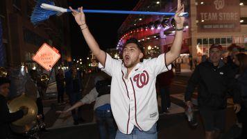 World Series tickets skyrocket in D.C.