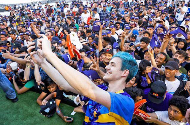 'Fortnite' streamer Ninja is the first to 10 million Twitch followers