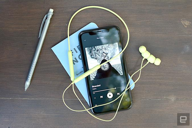 Beats Flex wireless earbuds