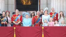 Kein Louis, Charlotte weinte – was war bei der Militärparade der Royals los?