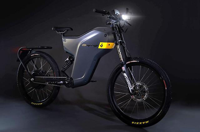 Rimac's electric bike can go 150 miles on a single charge
