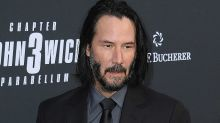 Keanu Reeves Addresses 'John Wick 4' Getting the Green Light Following Massive Opening Weekend