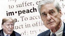Mueller won't say the I-word: Impeachment