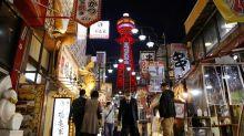 Japan's Osaka to report over 1,000 new coronavirus cases on Tuesday: media