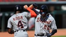 Cron homers in 9th as Tigers knock off Reds 3-2