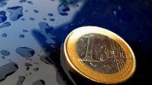El euro se mantiene en 1,1244 dólares