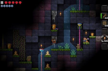 Pixbits announces Junk Jack X, coming later this year