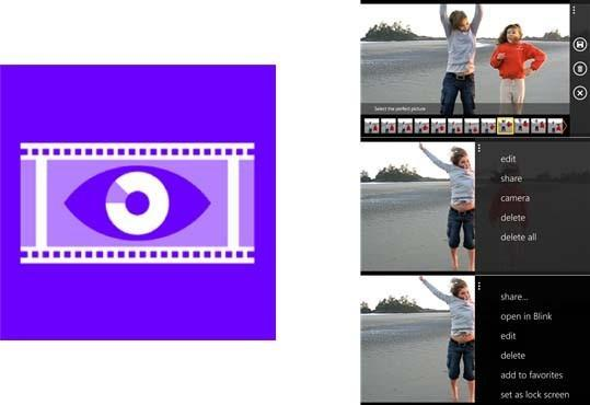 Microsoft Blink Windows Phone Lens app gives users perfect photographical timing (update)