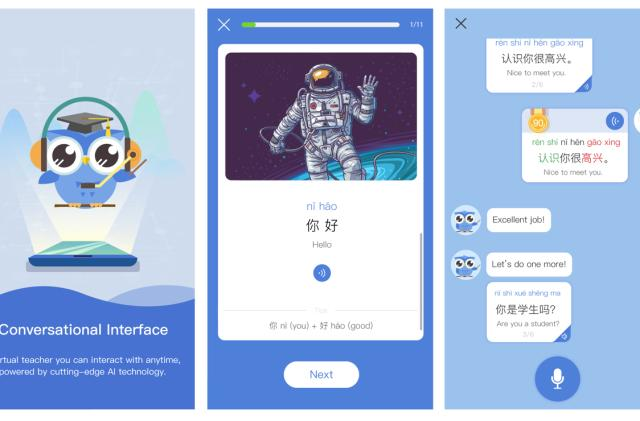Microsoft built an AI-powered iOS app to help you learn Chinese
