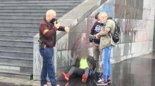 Attaque à Paris: l'un des deux suspects interpellés a reconnu les faits