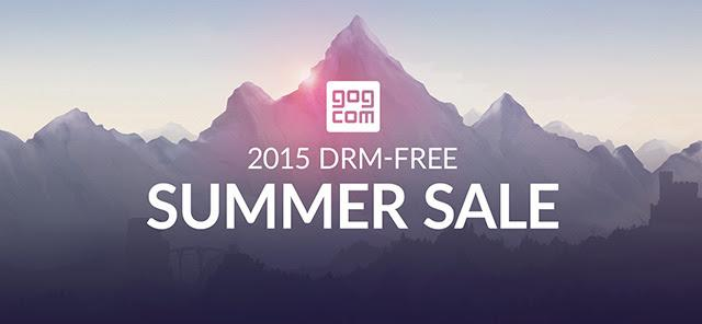 Earn free PC games during the GOG com Summer Sale, beginning