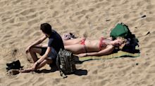 UK Weather: Temperatures Reach 38.1C – Falling Just Short Of The Hottest Day Ever