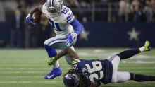 Report: Cowboys' offer to Ezekiel Elliott would be top-2 for running backs