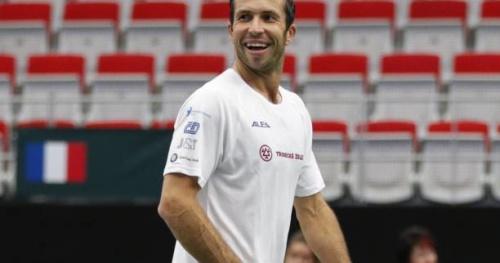 Tennis - RTC - Le Tchèque Radek Stepanek met un terme à sa carrière