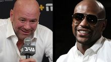 Dana White continues talks with Floyd Mayweather: a fight is still 'very possible'