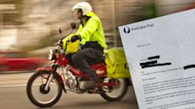 'Will be fatal': Australia Post makes vital change to deliveries