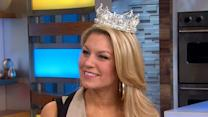 Miss America Discusses Realizing She'd Won Competition