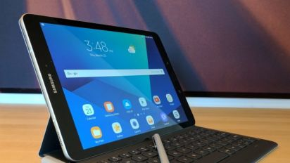 Samsung Galaxy Tab S3 review: The best Android tablet you can buy will cost you