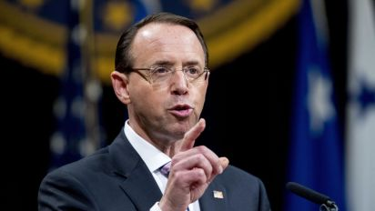 Rosenstein faces GOP grilling on Russia probe
