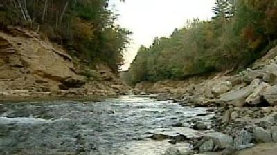 County Council Concerned Over Contaminants In River