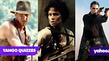 Quiz: Can you match the Hollywood star to the action movie?