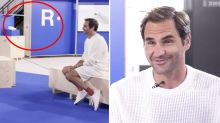 Roger Federer embroiled in controversy after alleged sneaky promotion
