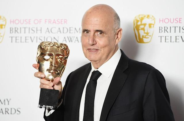 Amazon wins its first BAFTA with 'Transparent'