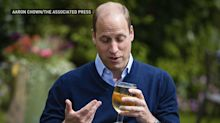 Prince William visits pub as U.K. prepares to ease COVID-19 restrictions