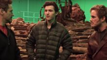Avengers: Infinity War featurette announces production on Marvel's biggest movie yet
