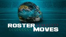 Jags make practice squad additions for Week 12's game vs. Browns