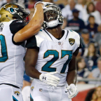 Jaguars rookie Leonard Fournette says playing in the NFL is 'really easy' after first preseason game