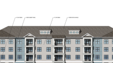 New $64.6M Orange County apartment complex in the works