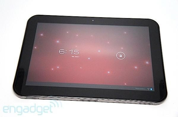 Toshiba Excite 10 review: a 10-inch ICS tablet that puts the Thrive to shame