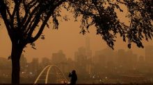 Smoke gets in their eyes: Prairies feel the effects of B.C. fires