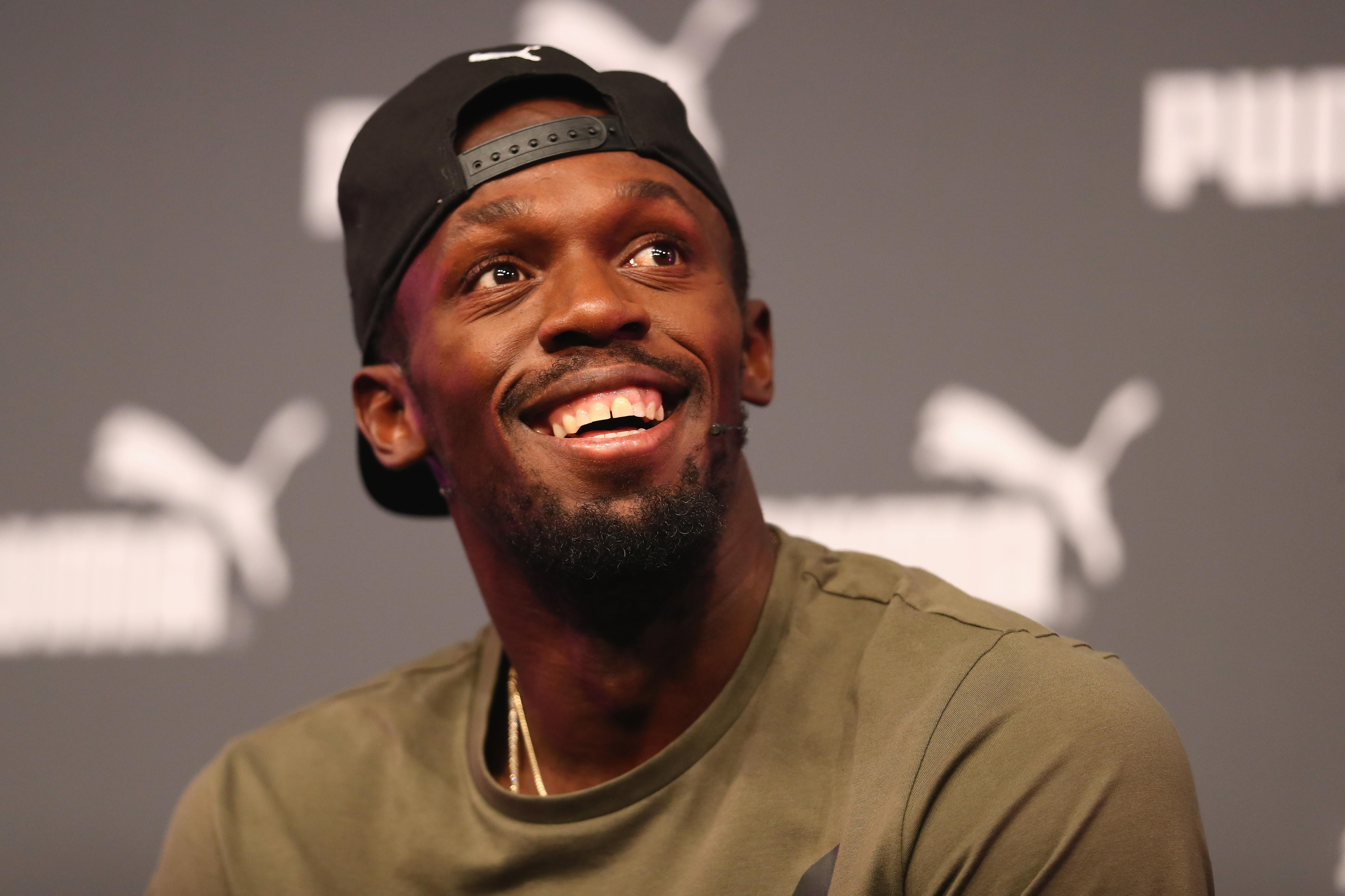 Usain Bolt Refuses to Slow Down as He Nears Career Finishing