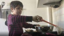 Con los niños en casa: prepara deliciosas 'hot cakes' o panqueques integrales