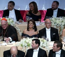 UN Ambassador Nikki Haley pokes fun at herself at NY charity