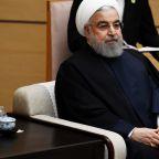 Iran's Rouhani says U.S. faces defeat in bid to reimpose U.N. sanctions