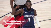 Top 30 NBA 2020 Free Agents