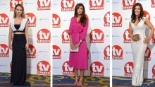 TV Choice Awards Best Dressed: Susanna Reid, Katie Piper And Michelle Keegan Steal The Show