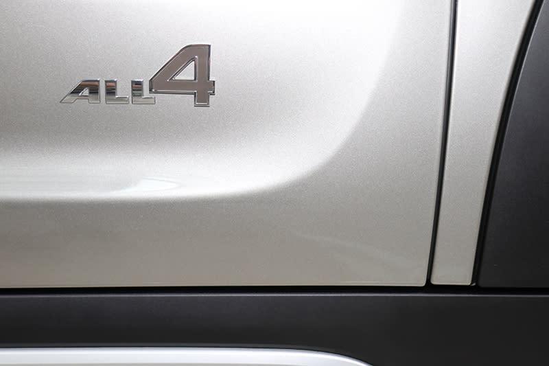 與其他Mini不同之處,除了Cooper S E Countryman的ALL4四輪驅動系統為前燃油/後電動輸出模式。