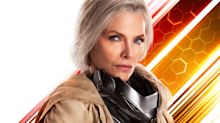 Michelle Pfeiffer's heroine is finally revealed in new 'Ant-Man and the Wasp' posters