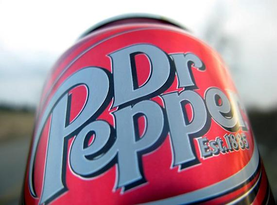 Keurig's soda machine will let you make Dr. Pepper drinks