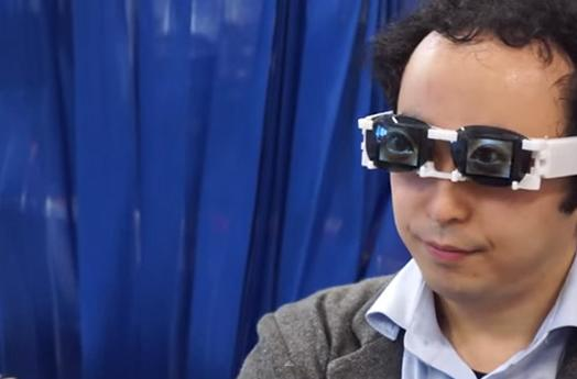 'Wearable eyes' take all the work out of having emotions