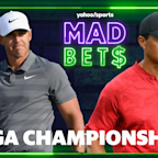 Mad Bets:  PGA Championship Betting Odds