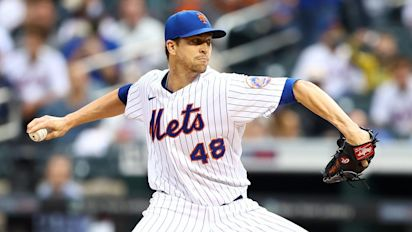deGrom expected to make next scheduled start