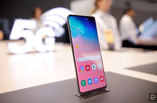 Making sense of the 5G phones at Mobile World Congress 2019